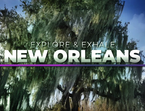 Explore & Exhale : Episode 1 : New Orleans & Voodou