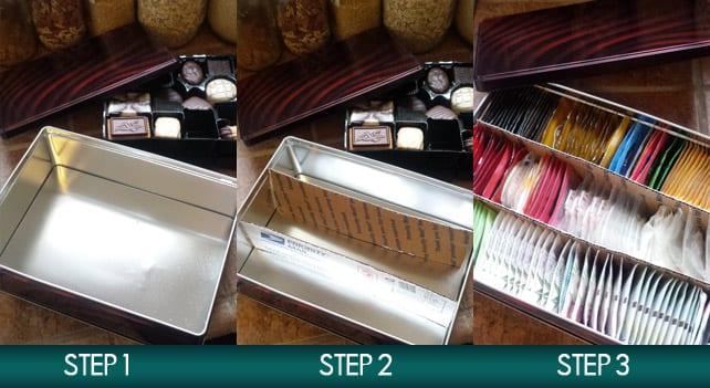 Gregory-Jamiel-Forrest-Yoga-DIY-Tea-Bag-Storage-STEPS