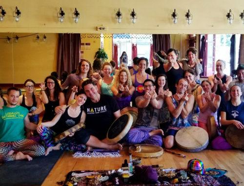 Yoga Bodyworkers Training : Portland, OR 2017